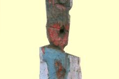 ANTI HERO SUPER STAR - Totem Hauteur 75 cm